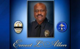 LAPD Detective Mourned at Station