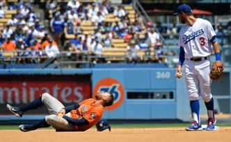 Dodgers Salvage Series Astros With 3-2 Win in Finale