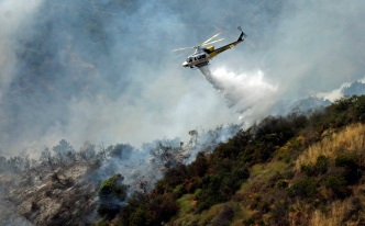 After Wettest Winter in Years, California Faces Fire Threat