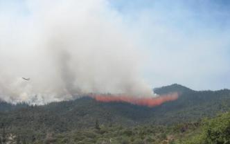 Evacuations Lifted in Kern County Fire