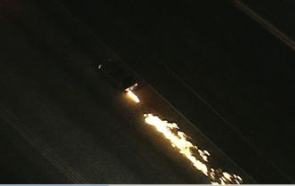 Police Pursuit in Orange County Area