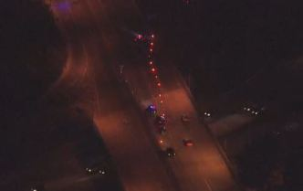Overpass Shooting Closes Freeway Offramps