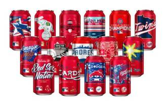 Budweiser Introduces New 'Dodgers' Can
