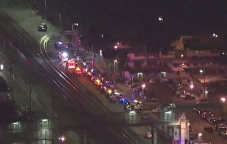 LAPD Officer Shot, Hospitalized in South LA