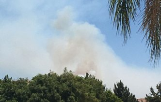 Firefighters Gain Ground on Banning Pass Fire