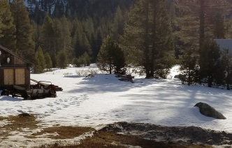 Results of 2018's Second Snowpack Survey 'Far Below Average'