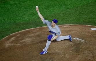 Dodgers Throw Combined No-Hitter Against Padres