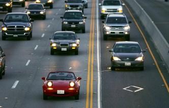 Motorcycle Officer Injured in 110 Freeway Crash