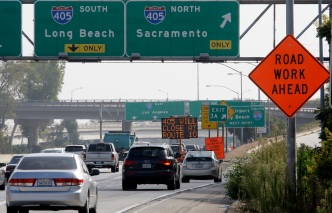 One 405 On-Ramp Already Reopened