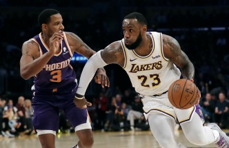 Lakers Eclipse the Suns