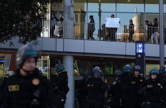 Berkeley Bracing for More Protests During Free Speech Week