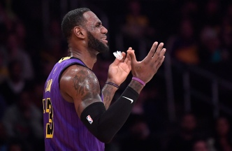 Lakers Officially Eliminated from NBA Playoffs