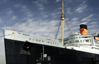 UCB Visits the Queen Mary