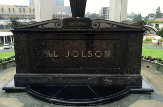 The LA You May Not Know: Al Jolson's Tomb Takes Center Stage