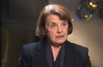 Feinstein Talks President, Kavanaugh and Another Term