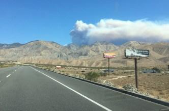 Lake Fire Burns 10,000 Acres