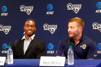 New L.A. Rams WR Brandin Cooks Wants to Stay Long Term
