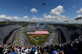 Torrance Marine to Be Honored at Dodger Game