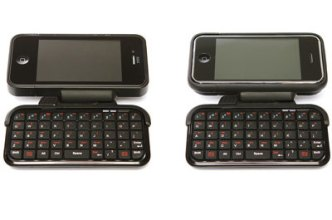 iPhone, Meet Keyboard. Keyboard, Meet iPhone