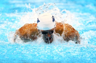 Tense Tuesday for Swimmer's Grandparents