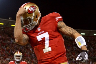 "Colin Trademarks ""Kaepernicking"""