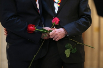 Attempt to Halt Same-Sex Marriages Denied