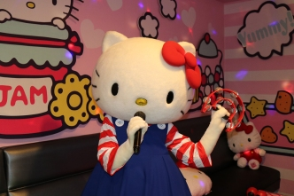 Sing With Hello Kitty and Friends at This New Karaoke Spot