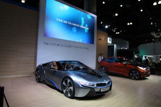 The Road to Production for BMW's Concept Cars