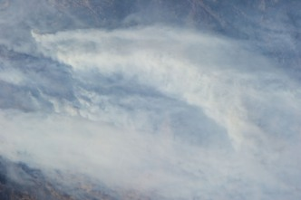 Dramatic Photos Show CA's Largest Fire From Space Station