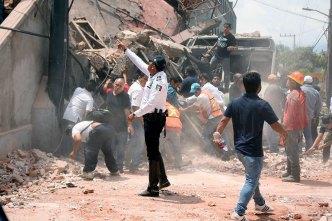 Mexico Quakes Offer Warning for California's Preparedness