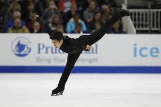 Chen, Rippon, Zhou Chosen for Olympics; Miner Bumped