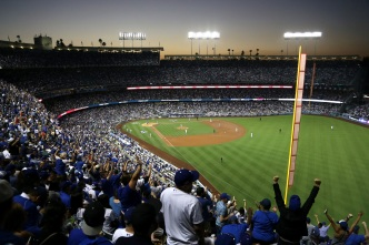 Justice Department Settles Suit Over LA Dodgers Broadcasts