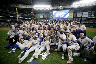 Read What Dodgers Players Said About Return to World Series