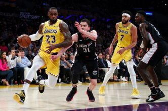 LeBron Leads Lakers to 2nd Straight Win