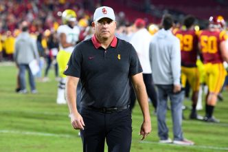 Clay Helton to Return as Coach for USC Trojans in 2020