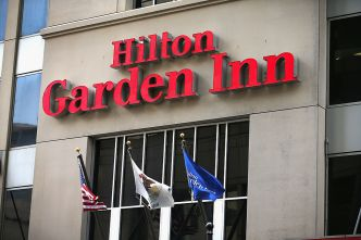 Hilton at Magic Mountain to Pay Over $110K for Minimum Wage Violations