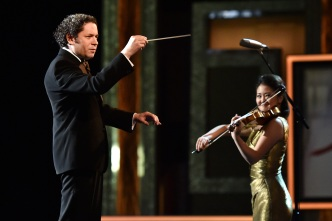Conductor Gustavo Dudamel is Getting a Hollywood Walk of Fame Star