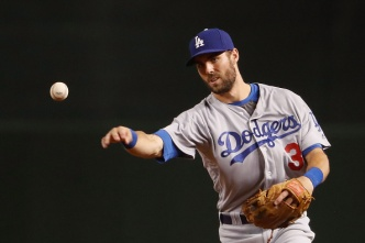 Dodgers Grooming Chris Taylor For Center Field