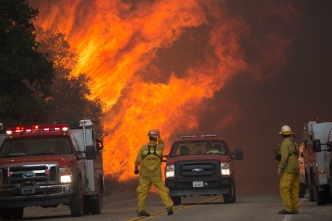 Southern CA Faces 'Above Normal' Risk for Large Wildfires