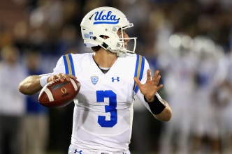UCLA QB Josh Rosen Declares for NFL Draft