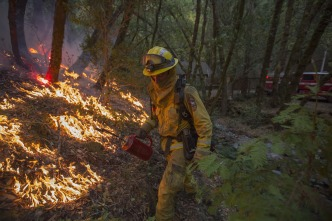 Study to Test Toxin Exposure of Northern Calif. Firefighters