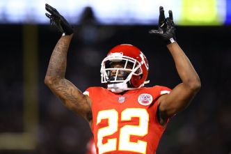 Rams Trade for Chiefs CB Marcus Peters