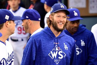 Dodgers' Clayton Kershaw Talks Potential Contract Extension