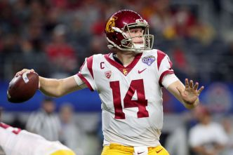 USC QB Sam Darnold Declares for NFL Draft