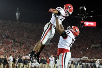 Georgia Stuns Oklahoma in Another Epic Rose Bowl Game