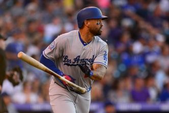 Dodgers Destroy Rockies With 8-Run Seventh Inning