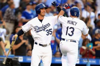 Dodgers Start the Fireworks Early in Win Over Pirates