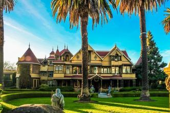 Trick-or-Treat at the Winchester Mystery House