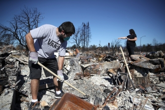 California Asks for $7.4 Billion to Help Wildfire Recovery