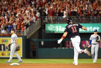 Dodgers Drop Game 4 of NLDS to Nationals, 6-1